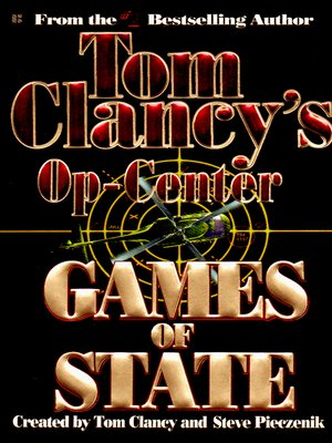 Cover of Games of State