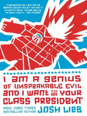 Click this cover for a(n) eBook sample of I am a Genius of Unspeakable Evil and I Want to be Your Class.