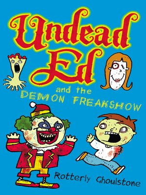 Click this cover for a(n) eBook sample of Undead Ed and the Demon Freakshow