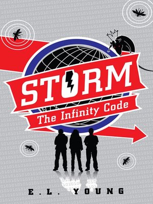 Click this cover for a(n) eBook sample of The Infinity Code.