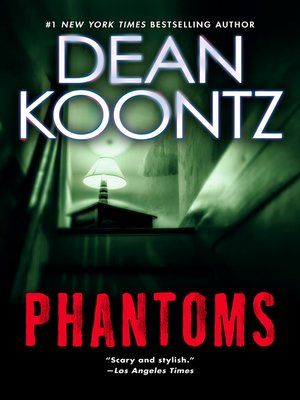Click this cover for a(n) eBook sample of Phantoms.