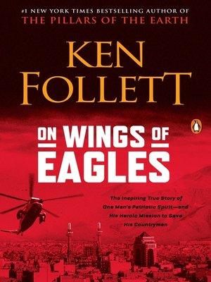 Click this cover for a(n) eBook sample of On Wings of Eagles.