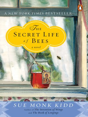 Click this cover for a(n) eBook sample of The Secret Life of Bees
