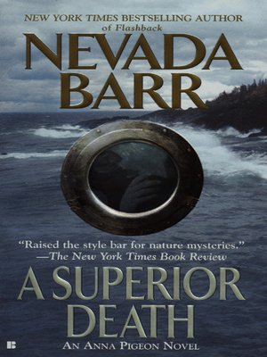 Click this cover for a(n) eBook sample of A Superior Death.