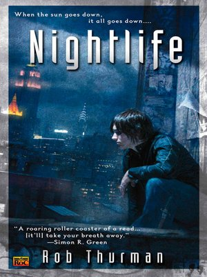 Click this cover for a(n) eBook sample of Nightlife.