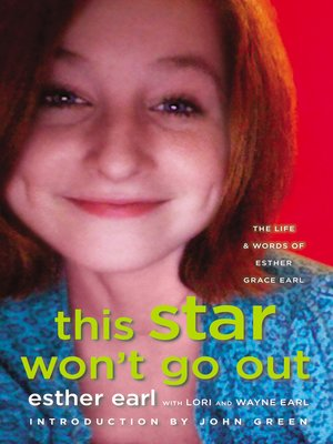 Cover of This Star Won't Go Out