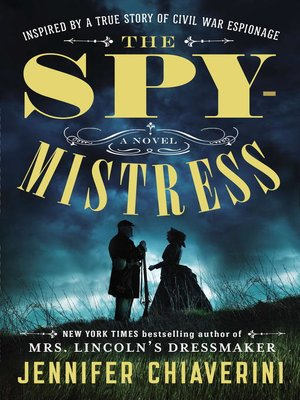 Click this cover for a(n) eBook sample of The Spymistress