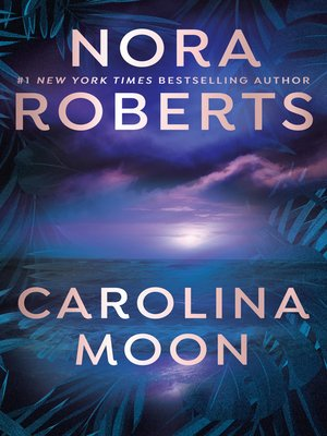 Click this cover for a(n) eBook sample of Carolina Moon.