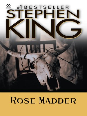 Click this cover for a(n) eBook sample of Rose Madder