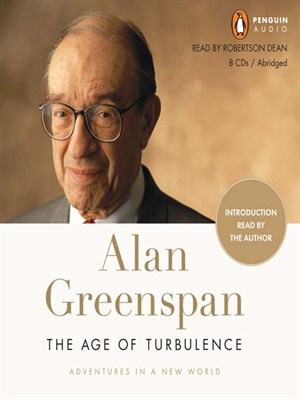 Cover of The Age of Turbulence