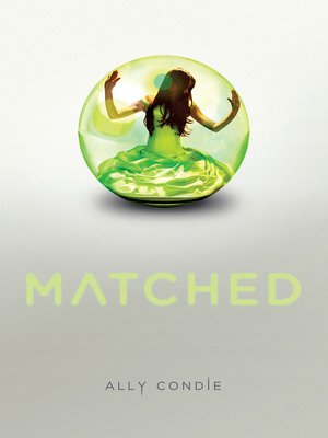 Click this cover for a(n) eBook sample of Matched.