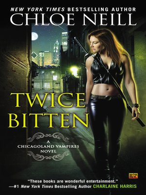 Click this cover for a(n) eBook sample of Twice Bitten.