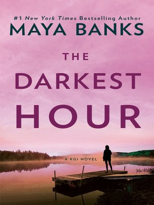Click this cover for a(n) eBook sample of The Darkest Hour
