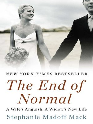 Click this cover for a(n) eBook sample of The End of Normal.