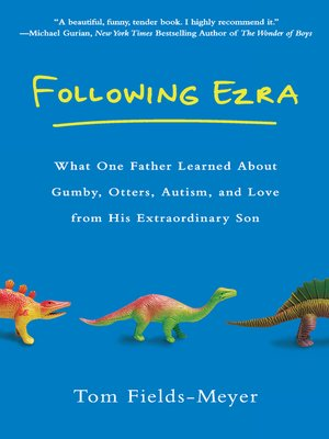 Click this cover for a(n) eBook sample of Following Ezra.