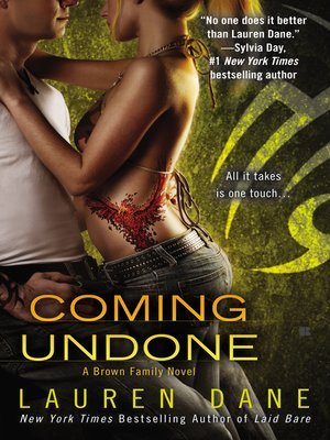 Click this cover for a(n) eBook sample of Coming Undone.