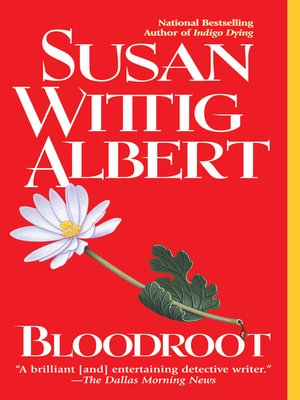 Cover of Bloodroot