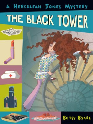 Click this cover for a(n) eBook sample of The Black Tower.