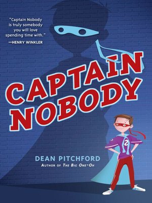Click this cover for a(n) eBook sample of Captain Nobody