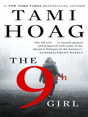 Click this cover for a(n) eBook sample of The 9th Girl.