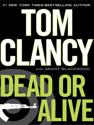 Click this cover for a(n) eBook sample of Dead or Alive.