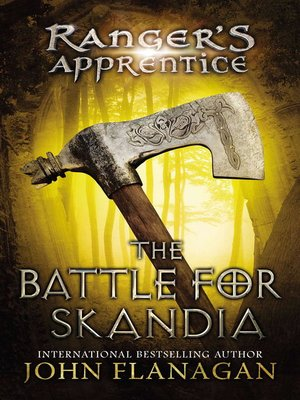 Click this cover for a(n) eBook sample of The Battle for Skandia.