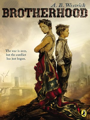Click this cover for a(n) eBook sample of Brotherhood.