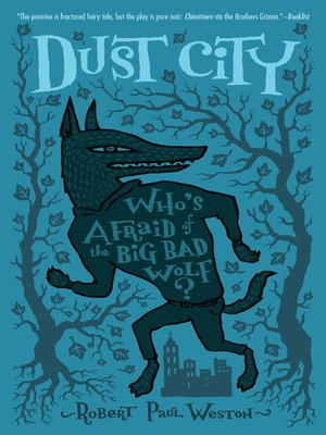 Cover of Dust City