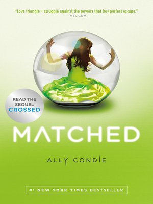 Click this cover for a(n) eBook sample of Matched