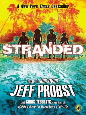 Click this cover for a(n) eBook sample of Stranded.