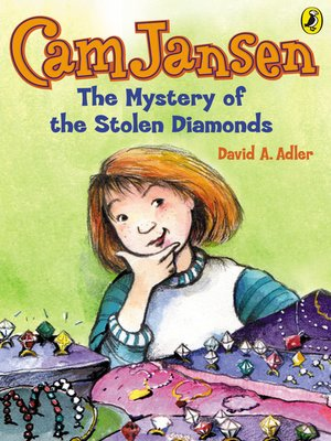 Cover of The Mystery of Stolen Diamonds