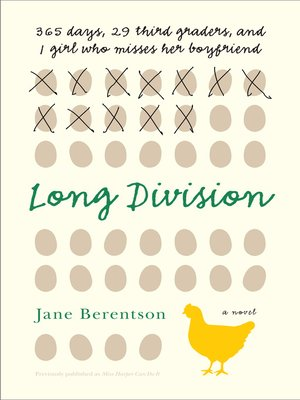 Click this cover for a(n) eBook sample of Long Division.