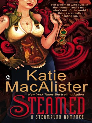 Click this cover for a(n) eBook sample of Steamed