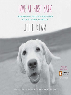 Click this cover for a(n) Audiobook sample of Love at First Bark