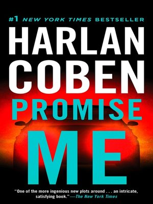 Click this cover for a(n) eBook sample of Promise Me.