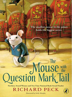 Click this cover for a(n) eBook sample of The Mouse with the Question Mark Tail.