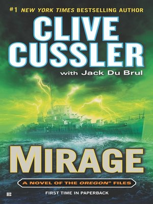 Click this cover for a(n) eBook sample of Mirage