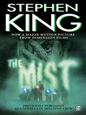Click this cover for a(n) eBook sample of The Mist.