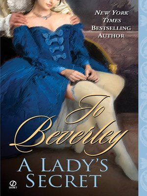 Click this cover for a(n) eBook sample of A Lady's Secret.