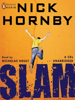 Click this cover for a(n) Audiobook sample of Slam.