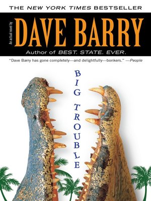 Click this cover for a(n) eBook sample of Big Trouble.