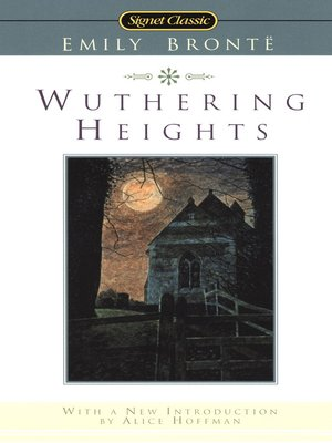 Click this cover for a(n) eBook sample of Wuthering Heights.