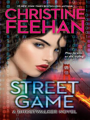 Click this cover for a(n) eBook sample of Street Game.
