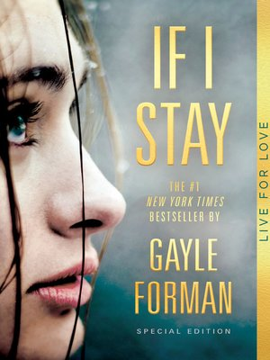 Click this cover for a(n) eBook sample of If I Stay.