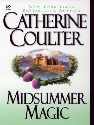 Click this cover for a(n) eBook sample of Midsummer Magic.