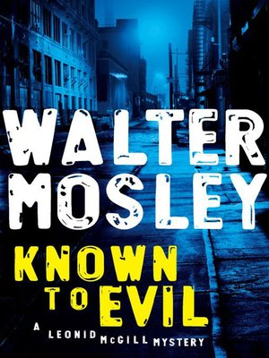 Click this cover for a(n) eBook sample of Known to Evil.