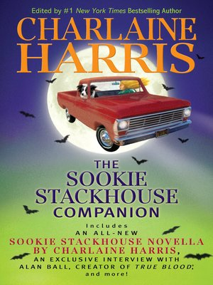 Click this cover for a(n) eBook sample of The Sookie Stackhouse Companion.