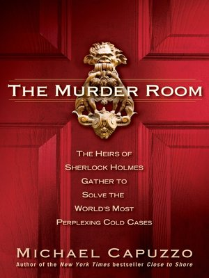 Click this cover for a(n) eBook sample of The Murder Room.