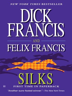 Click this cover for a(n) eBook sample of Silks.