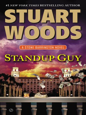 Click this cover for a(n) eBook sample of Standup Guy
